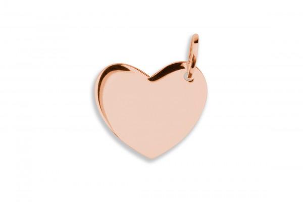 Possum Sneaker Anhänger Little Heart 925 Sterling Silber