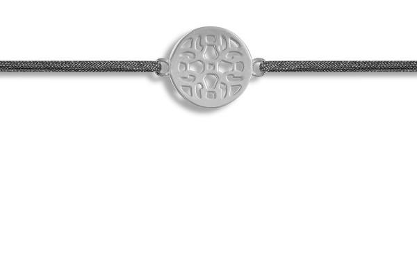 Possum Wunscharmband Ornament 925 Sterling Silber rhodiniert